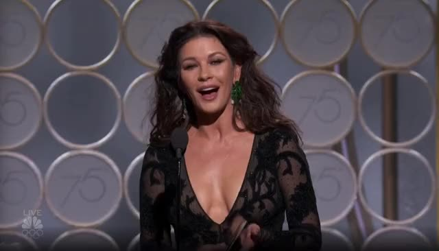 Watch this golden globes GIF by GIF Reactions (@visualecho) on Gfycat. Discover more Catherine Zeta-Jones, Golden Globes, GoldenGlobes GIFs on Gfycat