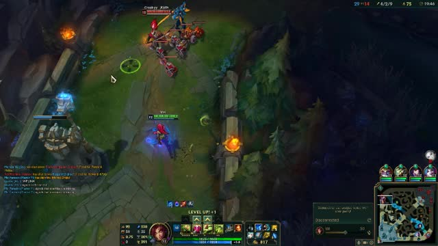 Watch Check out my video! LeagueOfLegends | Captured by Overwolf GIF by Overwolf (@overwolf) on Gfycat. Discover more related GIFs on Gfycat