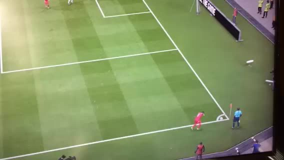 fifacareers, The CPU's goalkeeper just scored a legitimate 90th minute equaliser against me... (reddit) GIFs