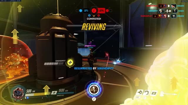 Watch and share Overwatch GIFs by danieldc89 on Gfycat