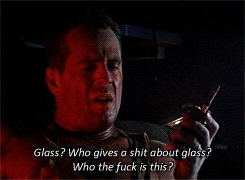 todayilearned, Die Hard quotes GIFs