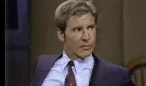 Watch and share Harrison Ford GIFs on Gfycat