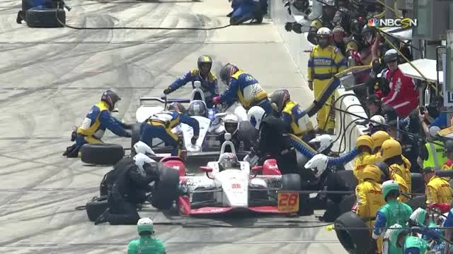 Watch [GIF-OT] Indycar driver hits pitcrew (top of the screen) (reddit) GIF on Gfycat. Discover more formula1 GIFs on Gfycat