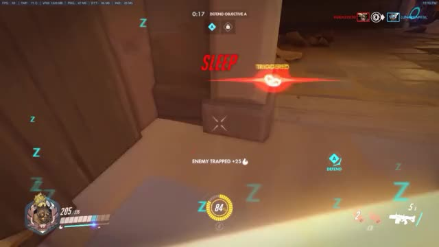 Watch Sucker punched GIF by PsychoBuffDookies (@aldrin) on Gfycat. Discover more funny, junkrat, overwatch GIFs on Gfycat