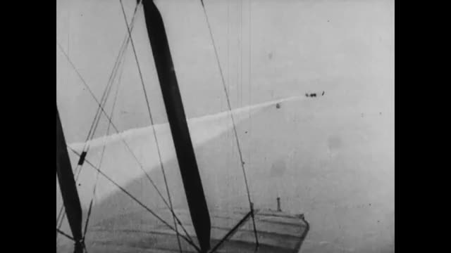 Watch and share Half A Mile Long Smoke Curtain To Camouflage Ships 1920s GIFs by wikishare on Gfycat