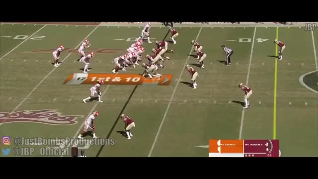Watch The Next Great College QB in College Football || Clemson QB Trevor Lawrence 2018 Highlights ᴴᴰ GIF on Gfycat. Discover more jbp, justbombsproductions GIFs on Gfycat