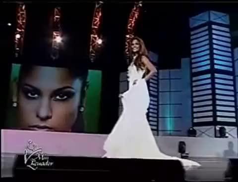 Watch Miss Ecuador GIF on Gfycat. Discover more ecuador, miss GIFs on Gfycat