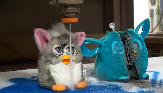 Watch What's inside a Furby Connect? GIF on Gfycat. Discover more related GIFs on Gfycat