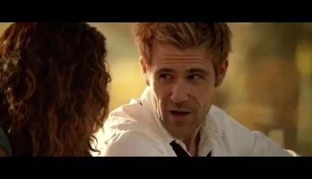 Watch Constantine & Zed Share A Moment GIF on Gfycat. Discover more Angélica Celaya, Constantine, John Constantine, Matt Ryan, Zed Martin GIFs on Gfycat