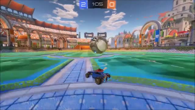 Watch and share Rocket League GIFs by yrdi on Gfycat