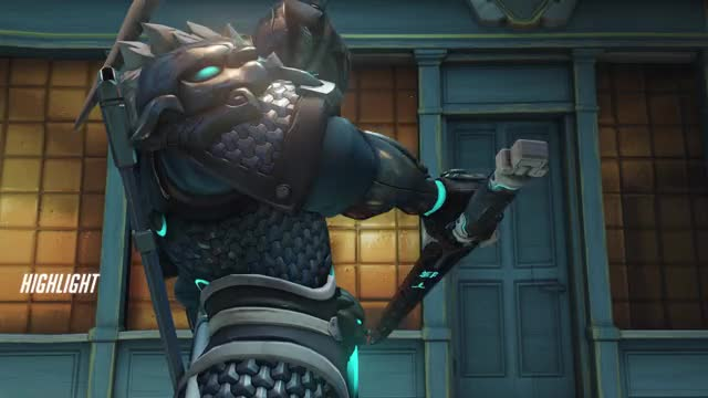 Watch Genji GIF by SweepzFr (@sweepzfr) on Gfycat. Discover more overwatch, potg GIFs on Gfycat