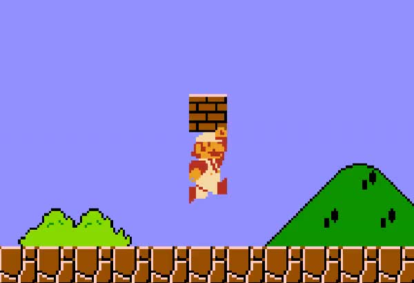 Watch and share Mario Jumps Coin GIFs on Gfycat
