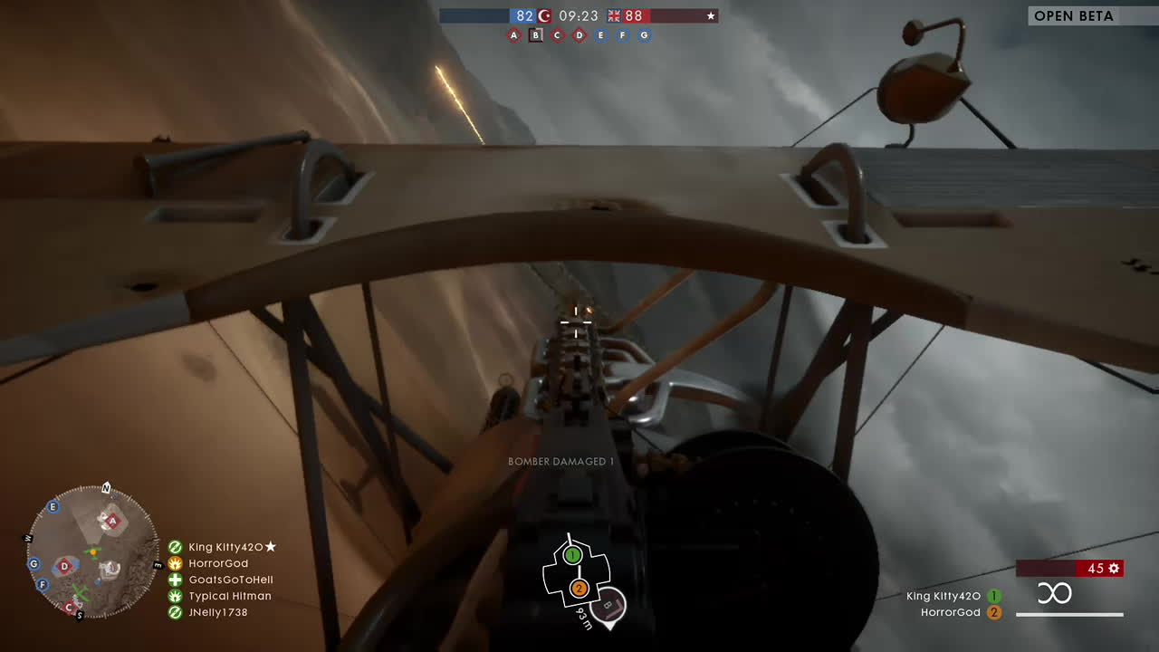 Battlefield One, Flying, Expert Flying - Battlefield One GIFs