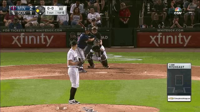 Watch and share Giolito FB HR Rosario 6th GIFs on Gfycat