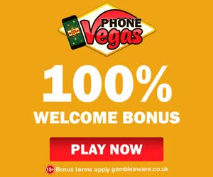Mobile Slots Pay by Phone Bill | Top Up Credit Cash Bonuses