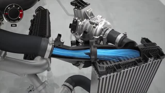 Watch Electric Superchargers How Audi Is Eliminating Turbo Lag Gif On Gfycat Discover More