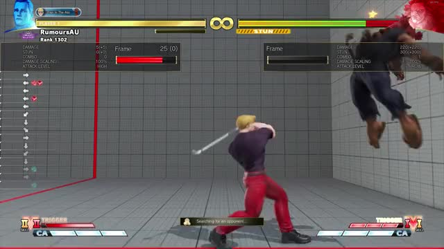 Watch and share StreetFighterV 2021-01-25 19-43-22 GIFs by RumoursOfGhosts on Gfycat