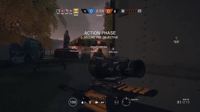 Watch and share Rainbow Spawn Peek GIFs by equalizer on Gfycat