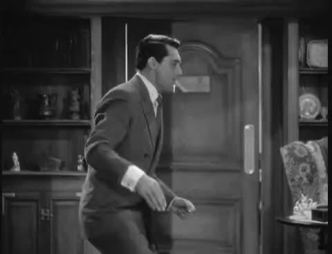 Watch this trending GIF on Gfycat. Discover more Arsenic and Old Lace, Cary Grant GIFs on Gfycat