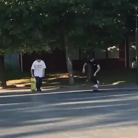 Watch Video by theworldofskateboarding GIF on Gfycat. Discover more related GIFs on Gfycat