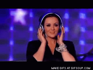 Headphones GIFs