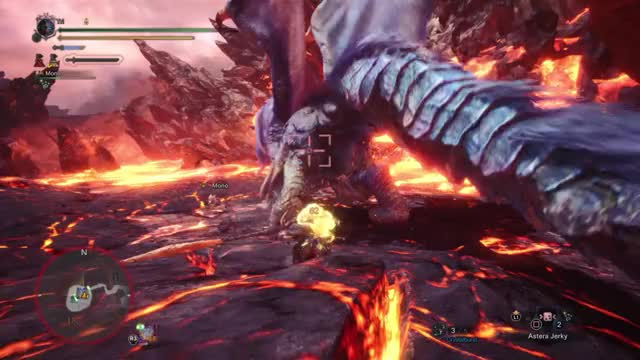 Watch Monster Hunter World 20181206230219 GIF on Gfycat. Discover more related GIFs on Gfycat