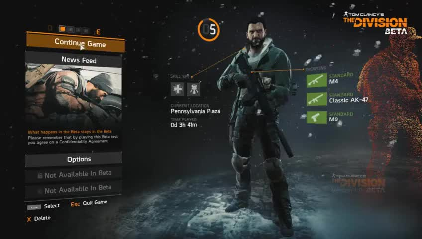 pcgaming, The Division PC BETA Gameplay GIFs