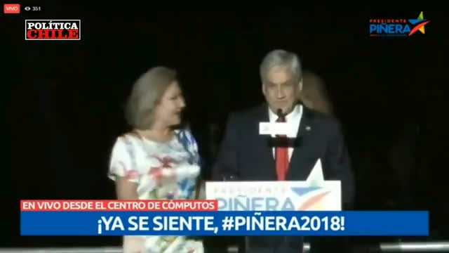 Watch Sebastián Piñera - Discurso Presidente Electo [Completo] GIF on Gfycat. Discover more related GIFs on Gfycat