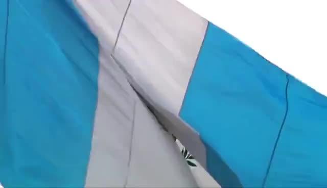 Himno Nacional & Bandera de Guatemala GIFs