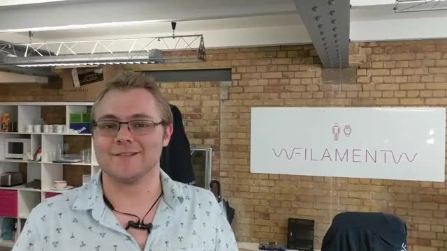 Watch and share Filament Big Picture Google Assistant Hack Day GIFs on Gfycat