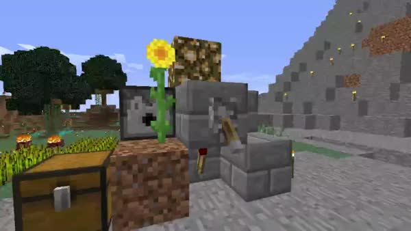 Watch Flower Farming machine for Lil GIF on Gfycat. Discover more chillcraft GIFs on Gfycat