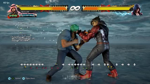 Watch and share Tekken7 GIFs by rxsora on Gfycat
