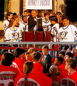 Watch and share The Mighty Ducks GIFs and Emilio Estevez GIFs on Gfycat