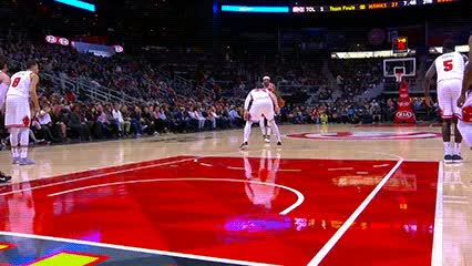 Watch Malcolm Delaney — Atlanta Hawks GIF by Off-Hand (@off-hand) on Gfycat. Discover more 012018 GIFs on Gfycat