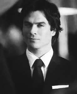 Watch Peter Gene GIF on Gfycat. Discover more appreciation post, attractive, blue eyes, damon salvatore, hot, ian somerhalder, lips, smile, smirk, tvd GIFs on Gfycat
