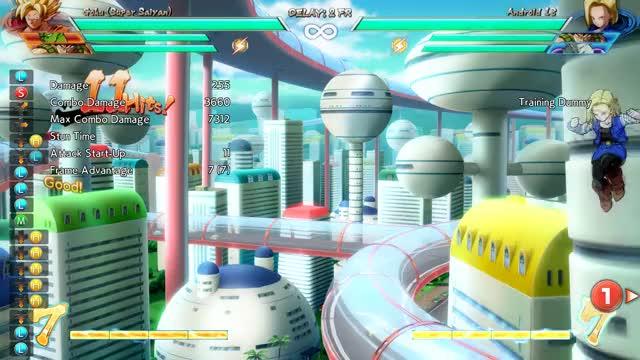 Watch and share Goku Piccolo Combo GIFs by rickyshea on Gfycat