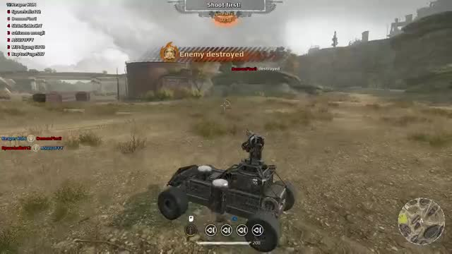 Watch and share Reaper Run GIFs and Crossout GIFs by Gamer DVR on Gfycat