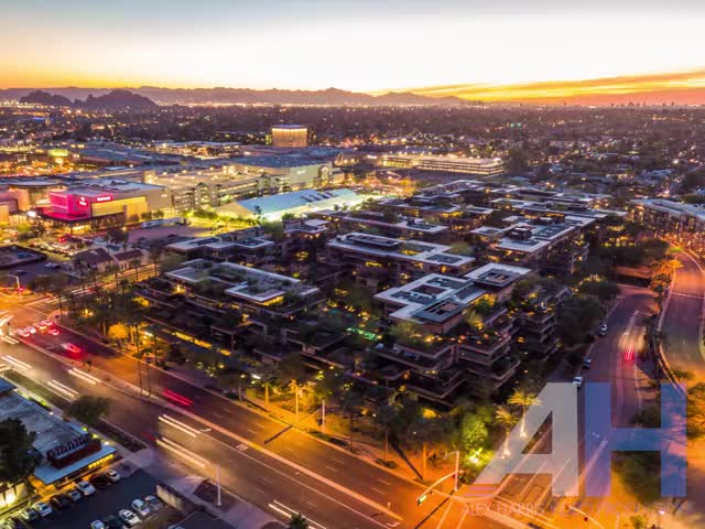 Watch and share Optima Scottsdale Hyperlapse DJI Mavic Pro By Alex Harris Drone Launch Academy Wmk GIFs by Alex Harris on Gfycat