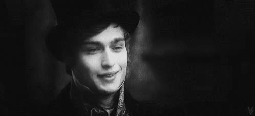 Watch and share Douglas Booth Smile GIFs on Gfycat