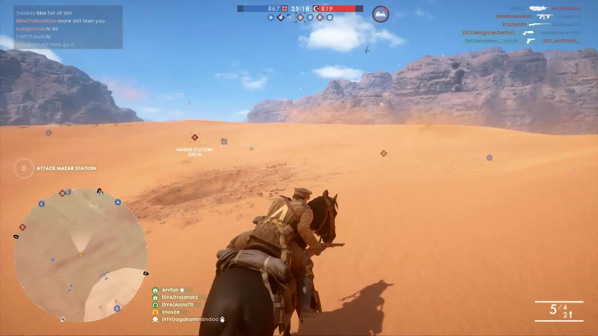 battlefield one, CavalryStraightFlushHB GIFs