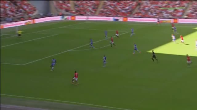 Watch and share 02 Van Persie (Community Shield) GIFs by mu_goals_2 on Gfycat