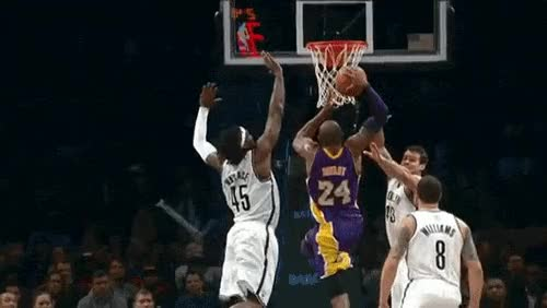 Watch and share Kobe Bryant GIFs and Slam Dunk GIFs on Gfycat