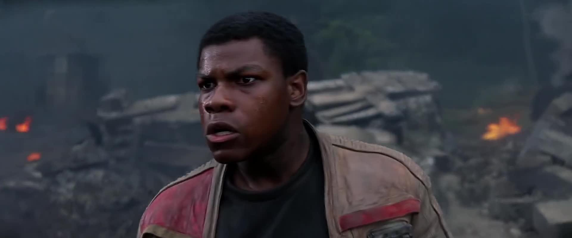 8R, Disney Please Don't Sue, Fair Use, HD, Star wars VII, Star wars the force awakens, TR, TR8R, Tr-8R, Traitor, celebs, john boyega, Star Wars VII