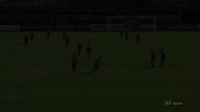 Watch and share Two Long-distance Goals Scored In 30 Seconds GIFs on Gfycat