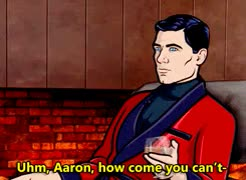 Watch this trending GIF on Gfycat. Discover more Adam Reed, Archer, Archer FX, H. Jon Benjamin, Sterling Archer, Sterling Malory Archer GIFs on Gfycat