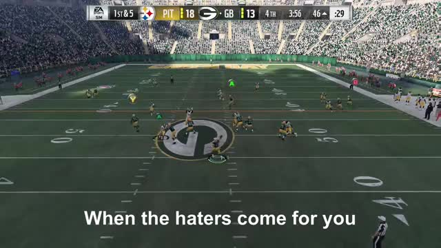 Watch this GIF by Xbox DVR (@xboxdvr) on Gfycat. Discover more ContinuedRhyme3, MaddenNFL18, xbox, xbox dvr, xbox one GIFs on Gfycat