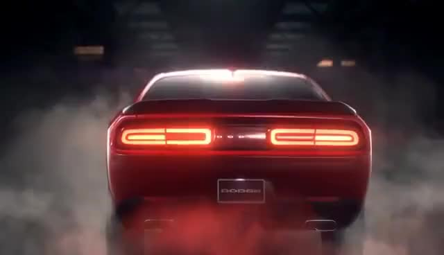 Watch and share Performance Art | Dodge Challenger GIFs on Gfycat