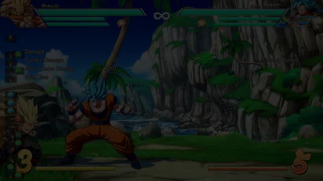 Watch 2018-09-23 00-43-00 GIF on Gfycat. Discover more Dragon Ball FighterZ, dbfz GIFs on Gfycat