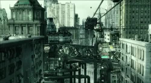 Watch [Immortal, 2004] GIF on Gfycat. Discover more cityscape, cyberpunk, enki bilal, immortal, sci fi GIFs on Gfycat