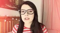 Watch and share Cherry Wallis GIFs and Emma Blackery GIFs on Gfycat